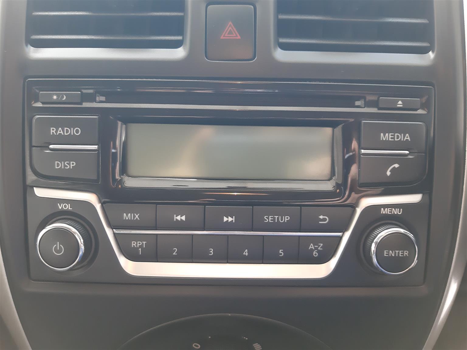 2018 Nissan Almera 1.5 Acenta auto