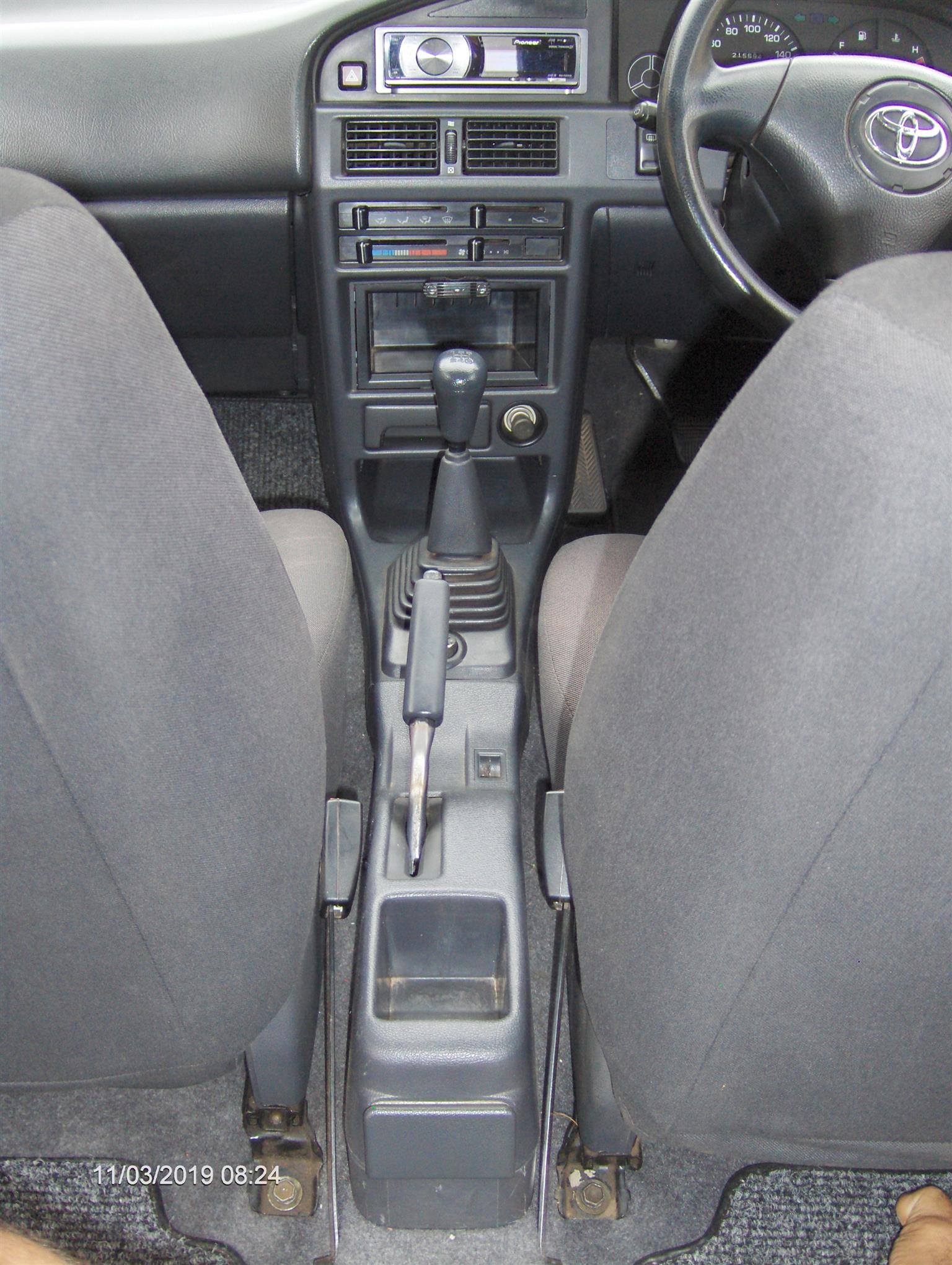 2004 Toyota Tazz 1300