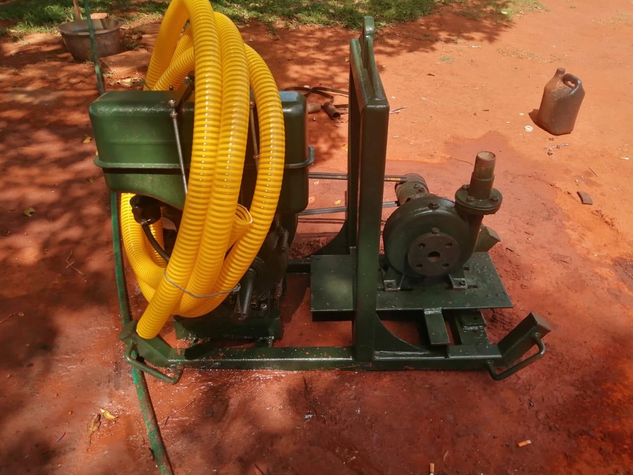 Lister pump set