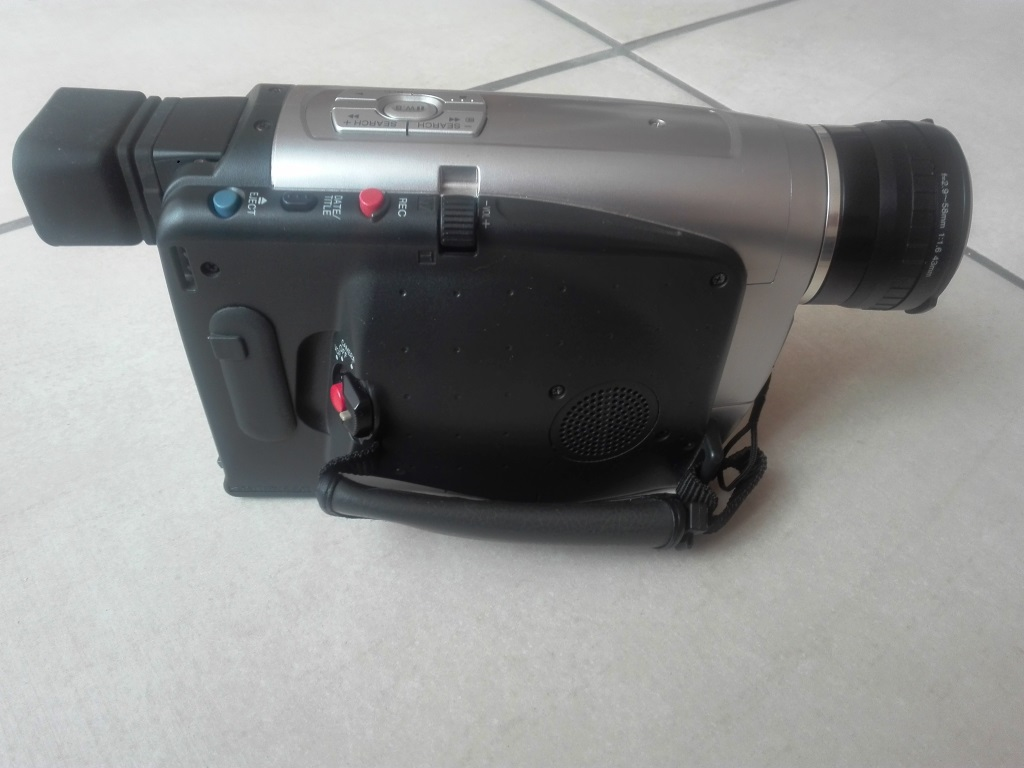 VHS Video Camera Panasonic VZ1