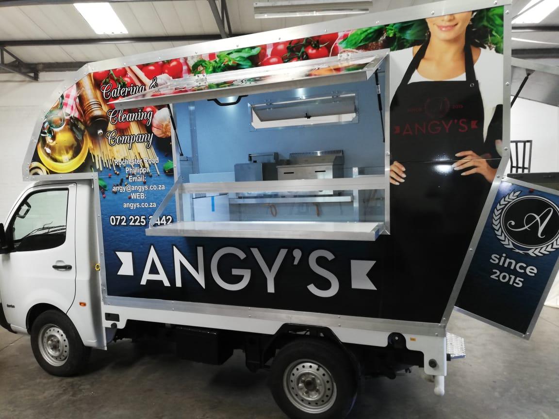 Food Trucks For Sale Near Me >> Fantastic Food Trucks For Sale Kos Trokkies Te Koop Special Offer To The 15 November