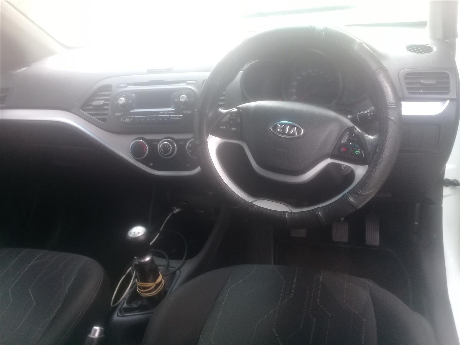 2012 Kia Picanto 1.2 LS