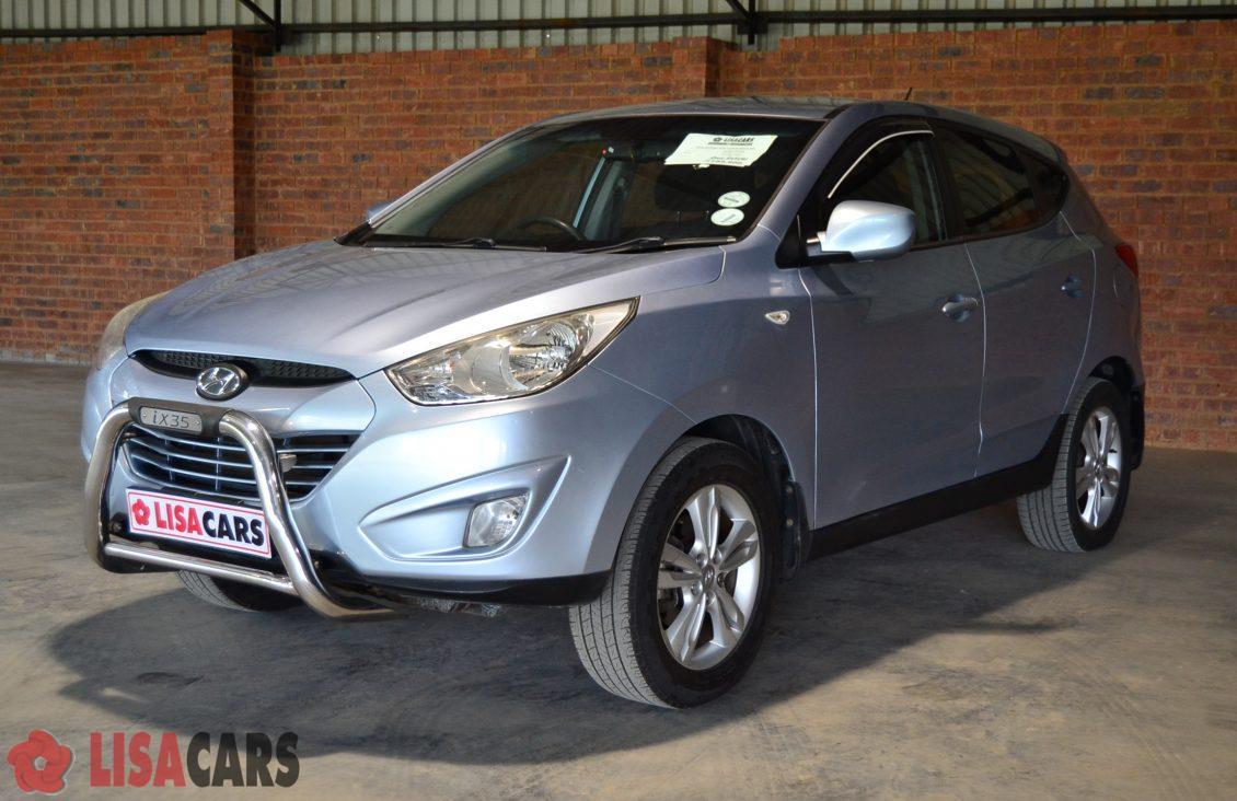 2013 Hyundai ix35 2.0 GLS