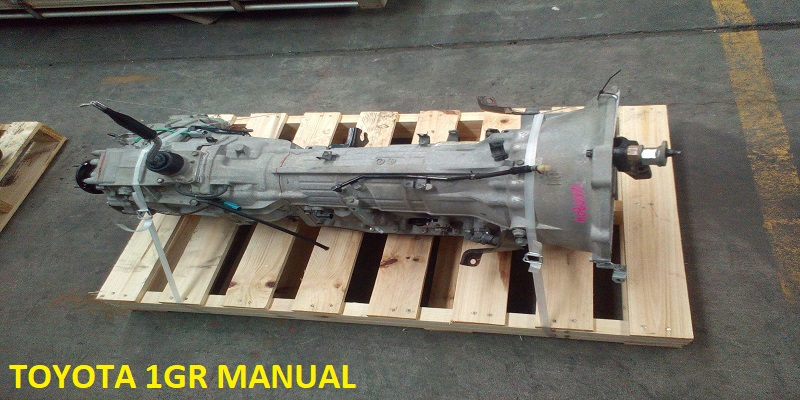 TOYOTA 1GR MANUAL USED IMPORTED SECOND HAND GEARBOX FOR SALE