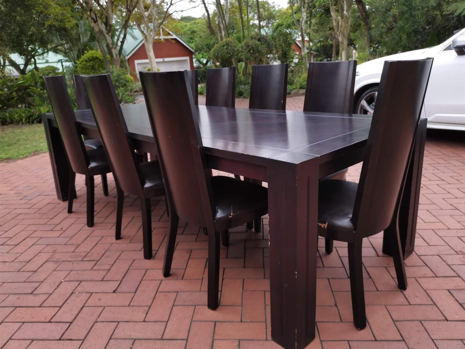 Picture of: 10 Seater Dining Room Table Junk Mail