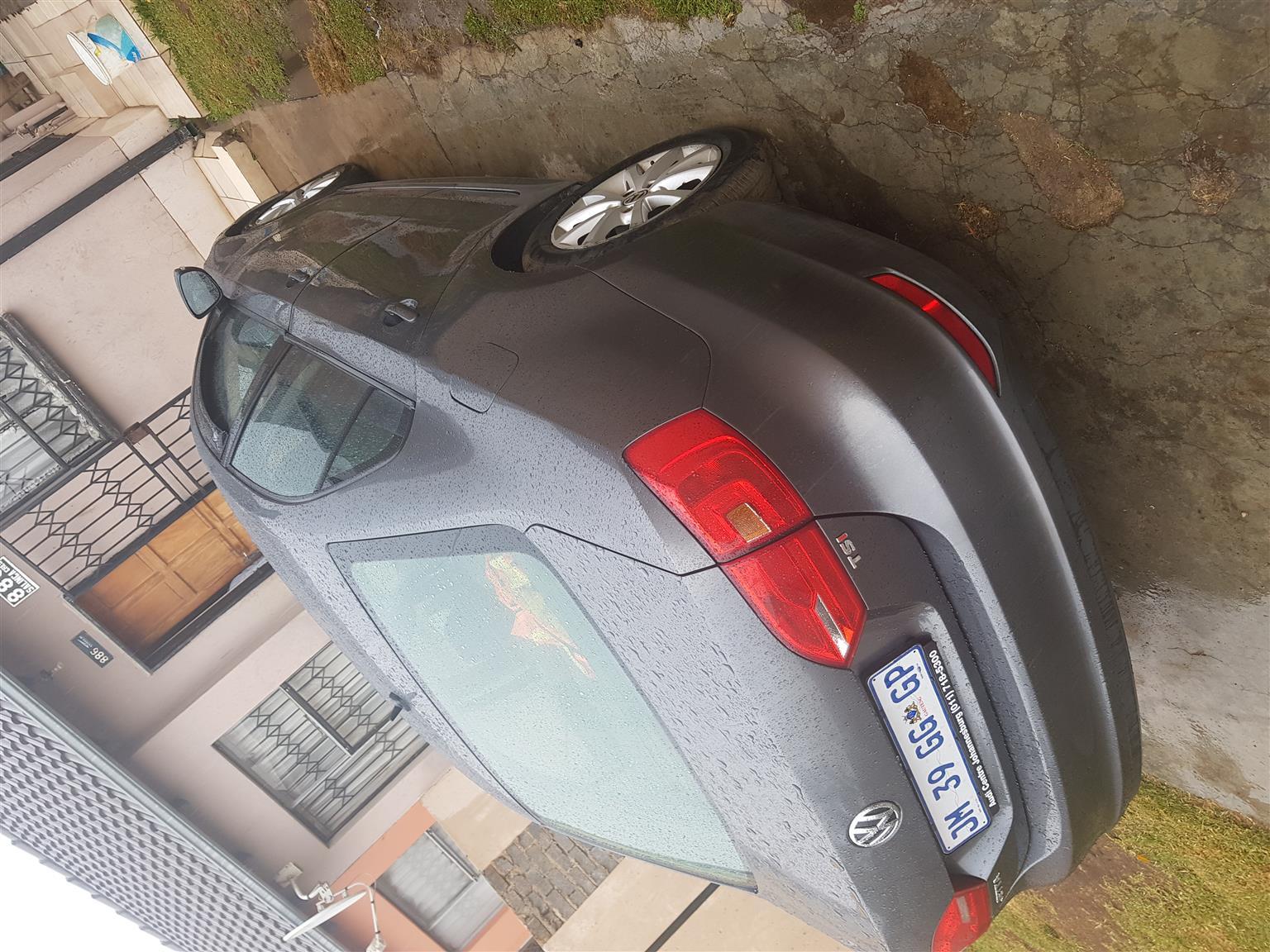 2012 VW Jetta 1.4TSI Comfortline DSG