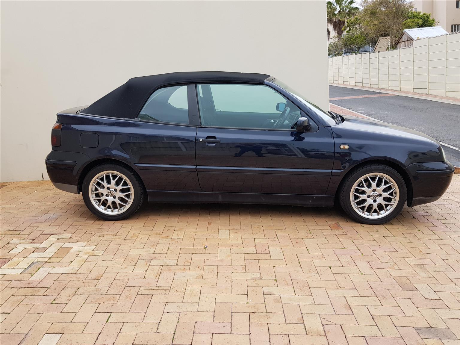 1999 VW Golf Cabriolet