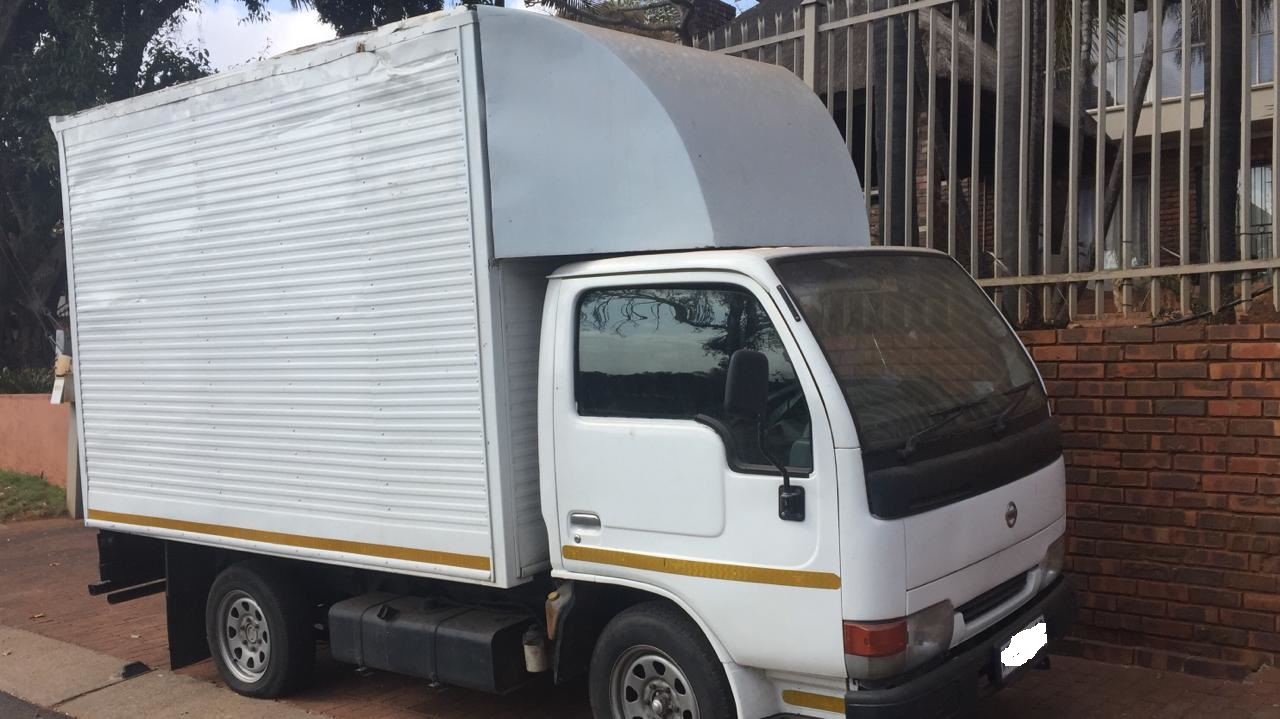 used nissan 3ton truck