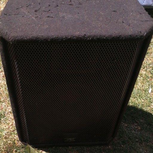 Wharfedale pro evp 15 disco speaker