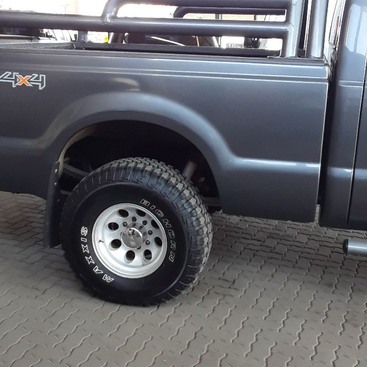 Ford F- Series Double Cab