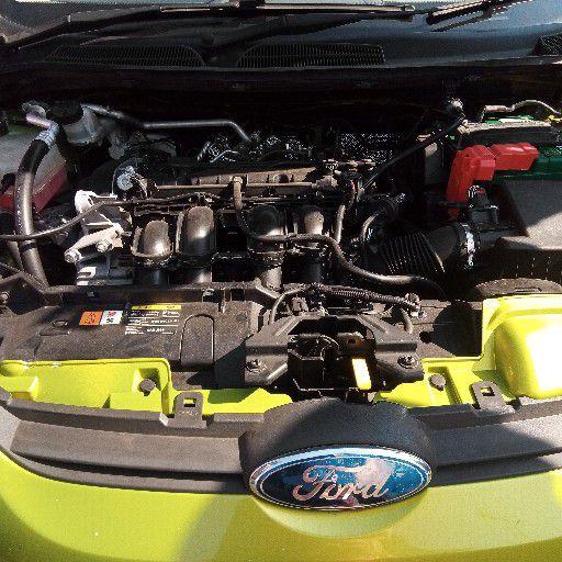 2009 Ford Fiesta hatch 5-door FIESTA 1.0 ECOBOOST TITANIUM 5DR