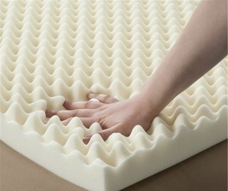 Egg Box Mattress Topper Or Overlay On Sale Available In