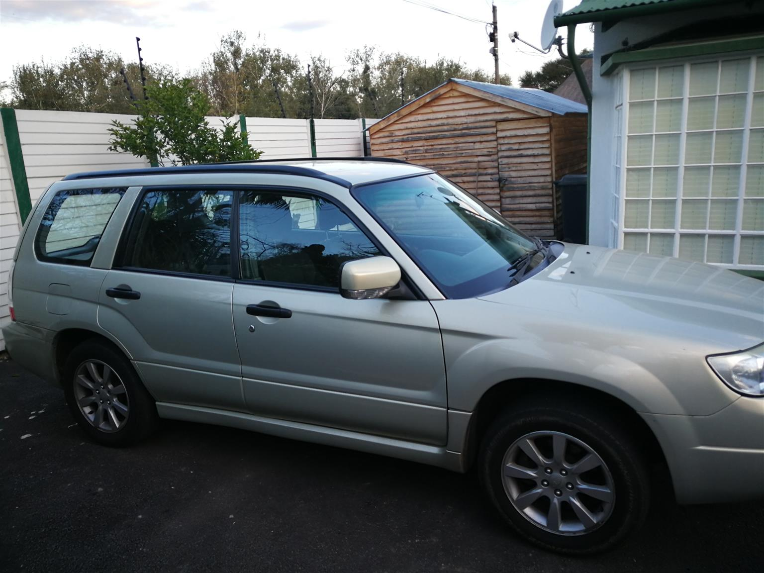 2006 Subaru Forester 2.5 XS
