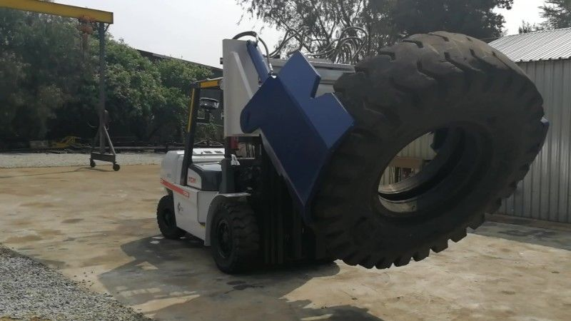 Tyre Handler for sale
