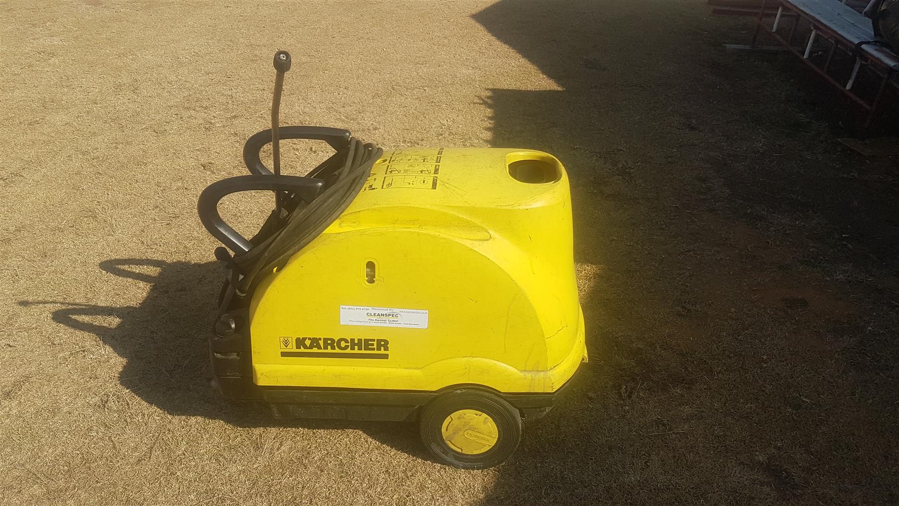 KARCHER HDS 558C Eco