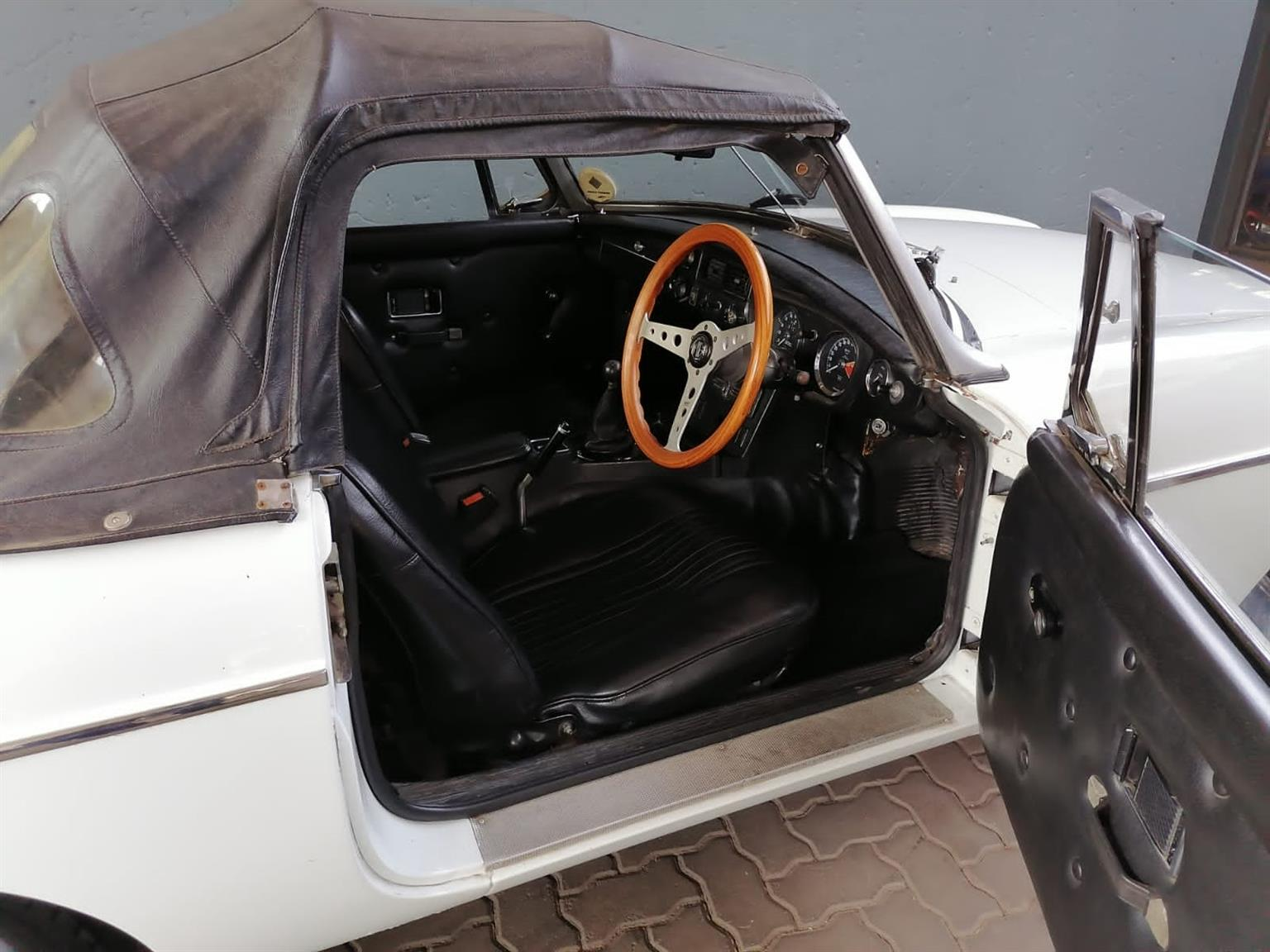 1972 MG MGB/GT