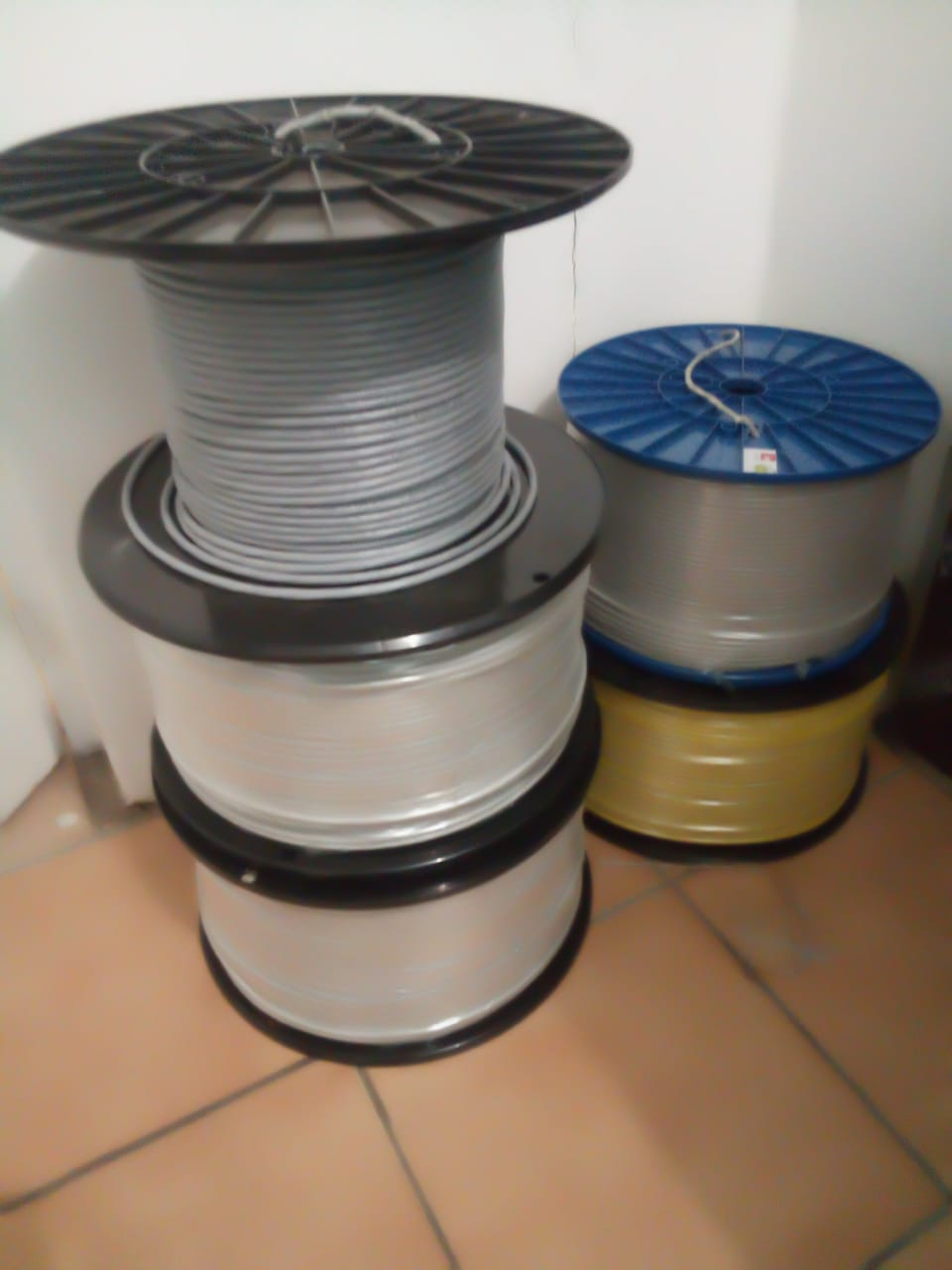 Business closing down. All stock for sale at cost. Network and fiber optic cable