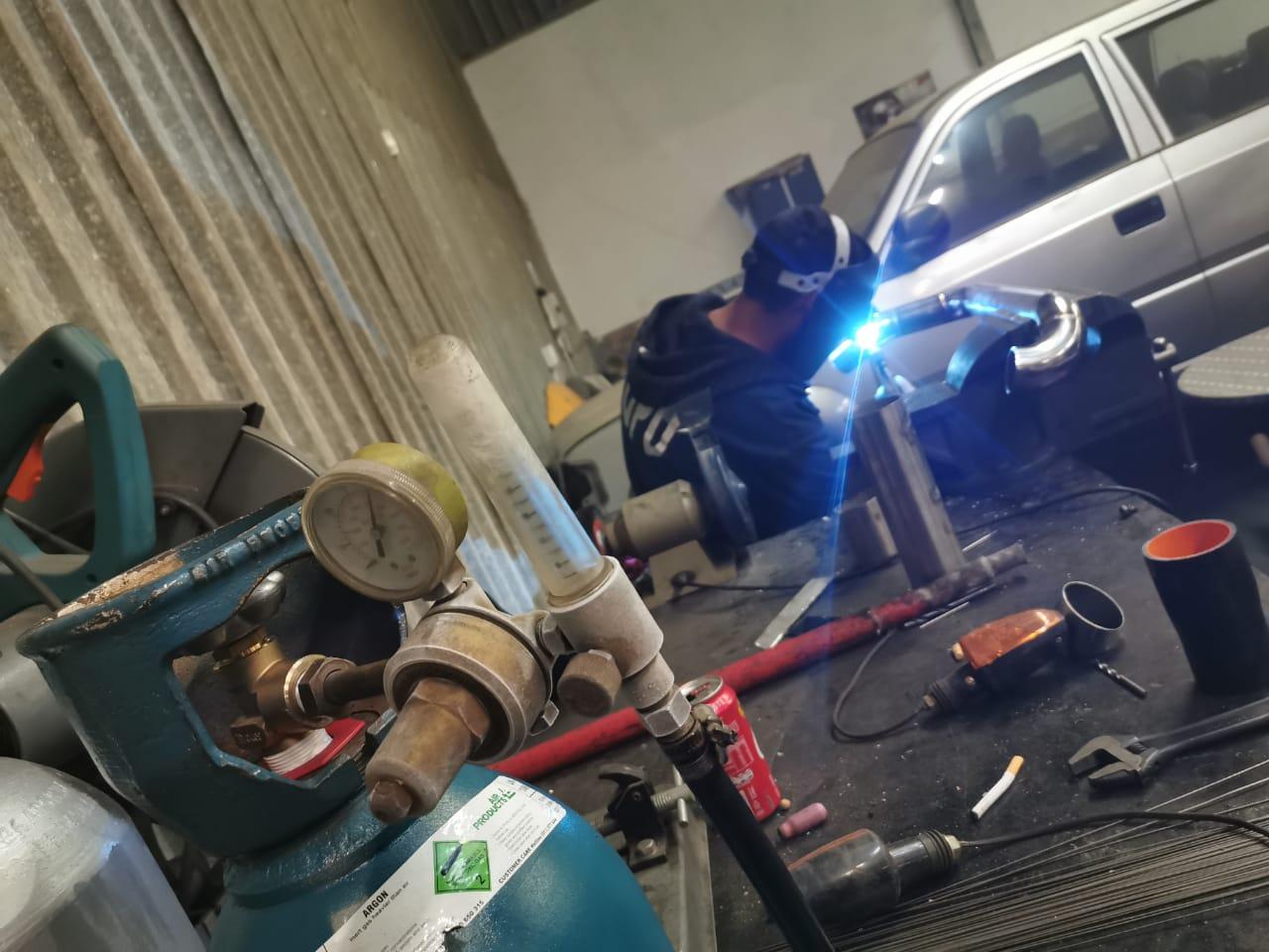 Stainless steel custom pipes