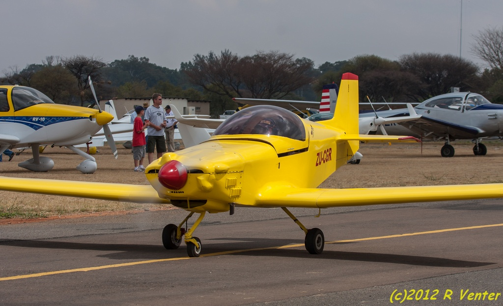 KR 2 aircraft for sale