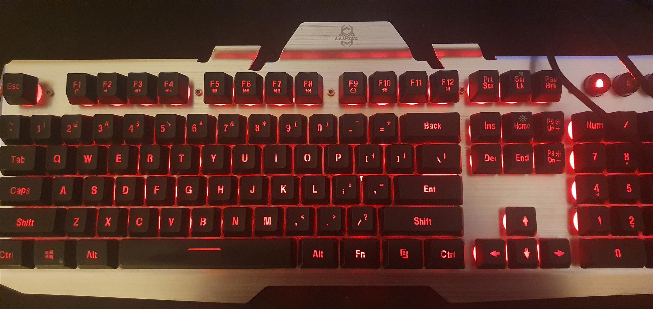 Cliptec Gaming Keyboard