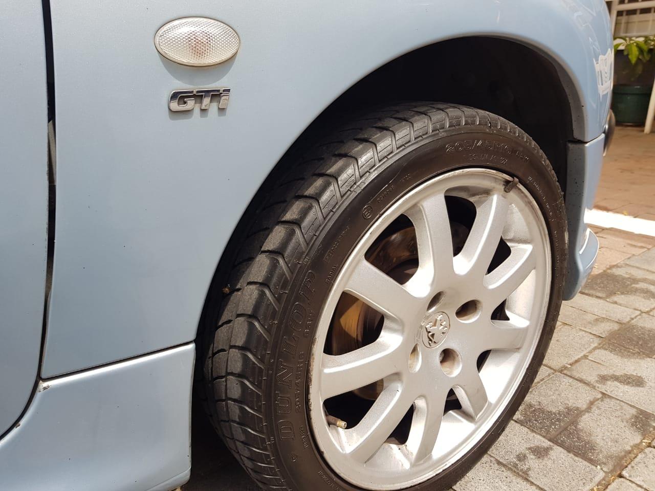 2004 Peugeot 206 GTi