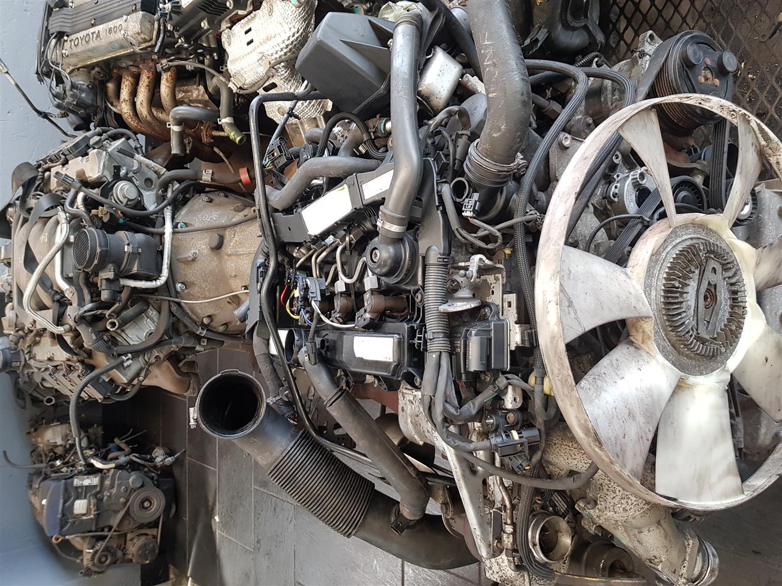 MERCEDES BENZ 651 VITO ENGINE FOR SALE