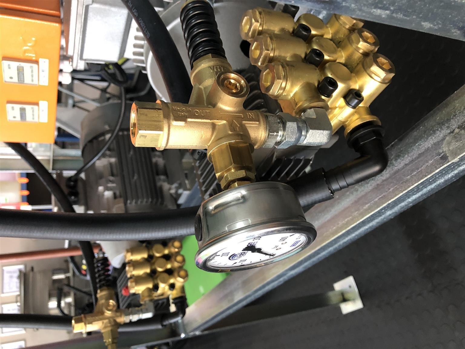 New Professional Car wash pump system