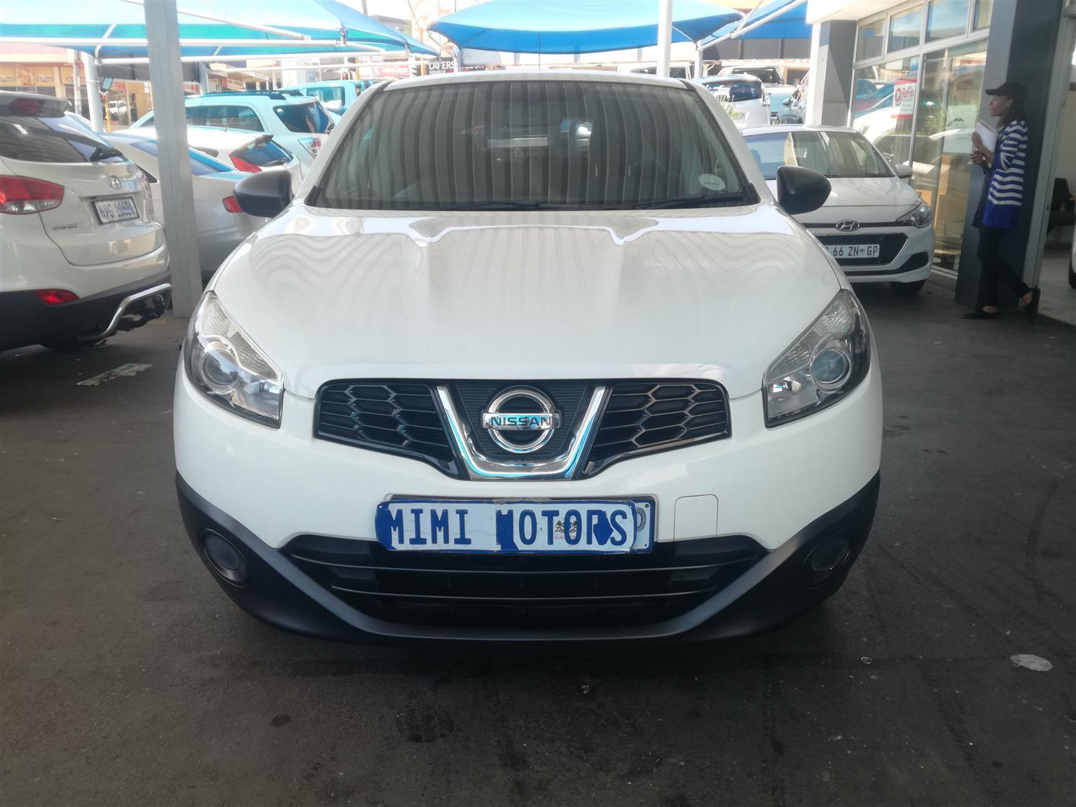 2012 Nissan Qashqai 1.6 Acenta