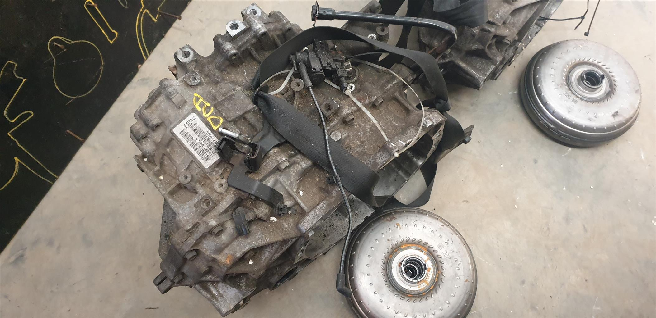 Jeep Patriot Automatic Gearbox