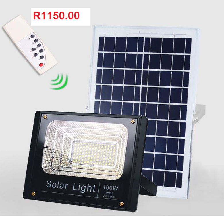 Solar gear and 4 X 4 accessories