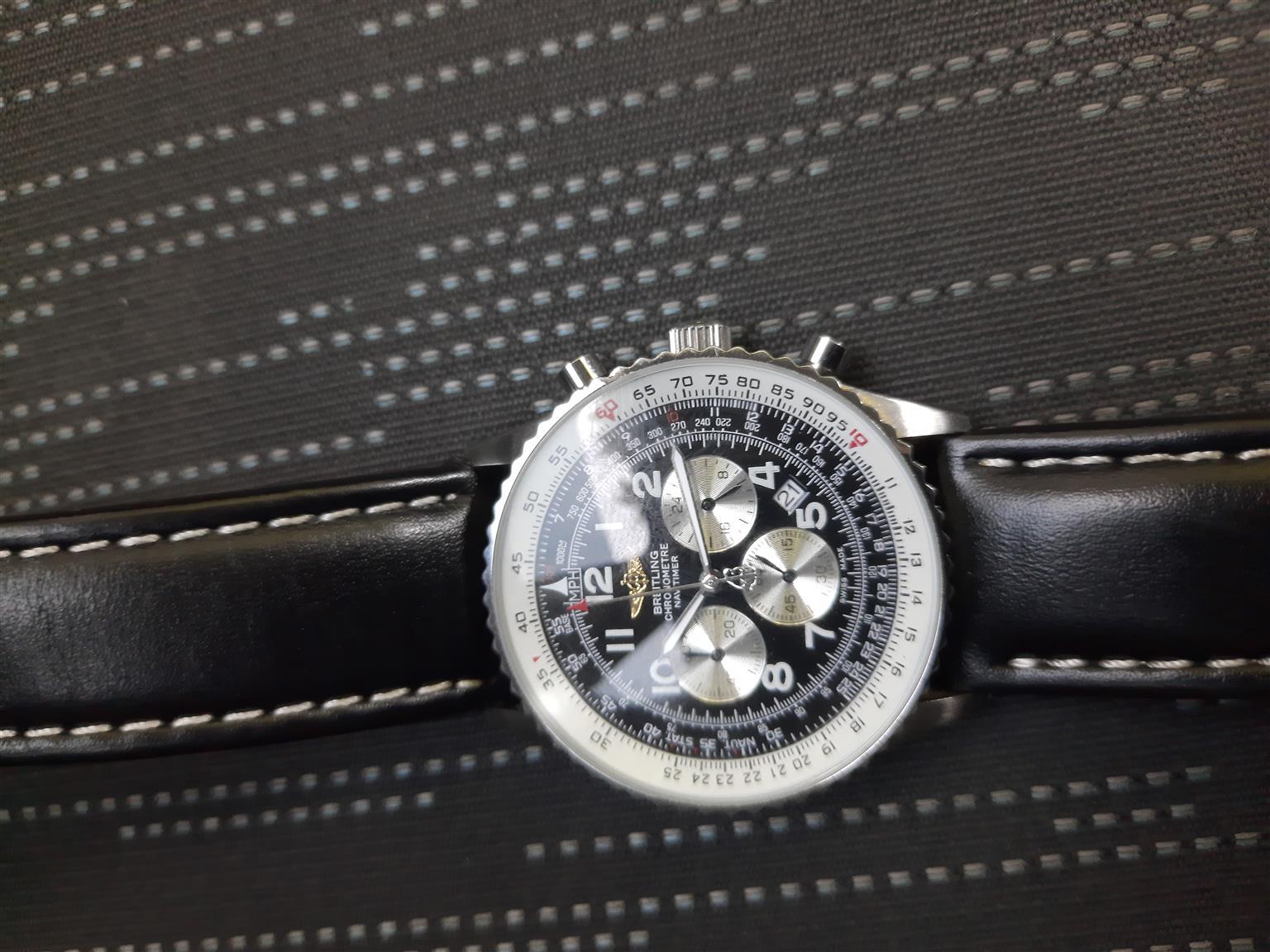 Breitling chronometer replica