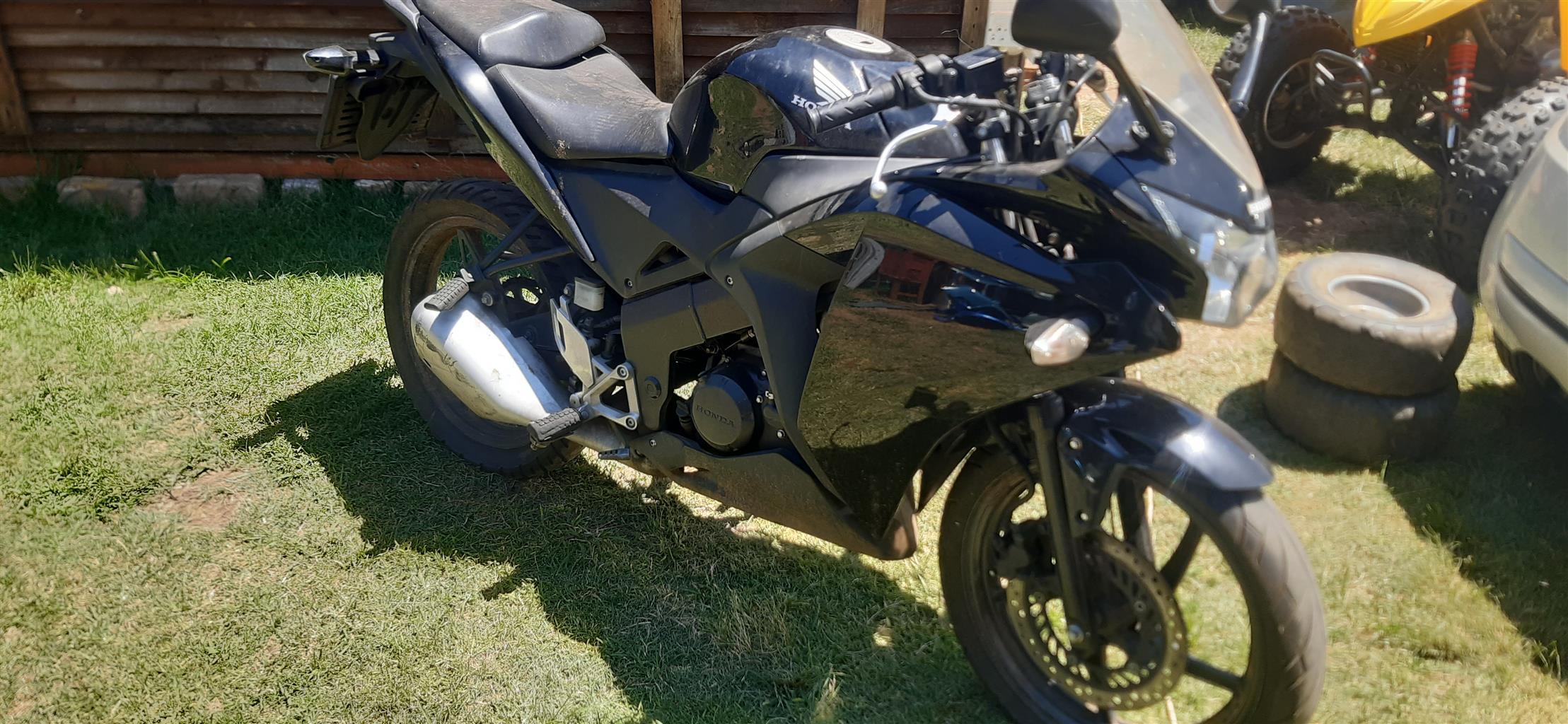 2012 Bikes for Stripping Honda