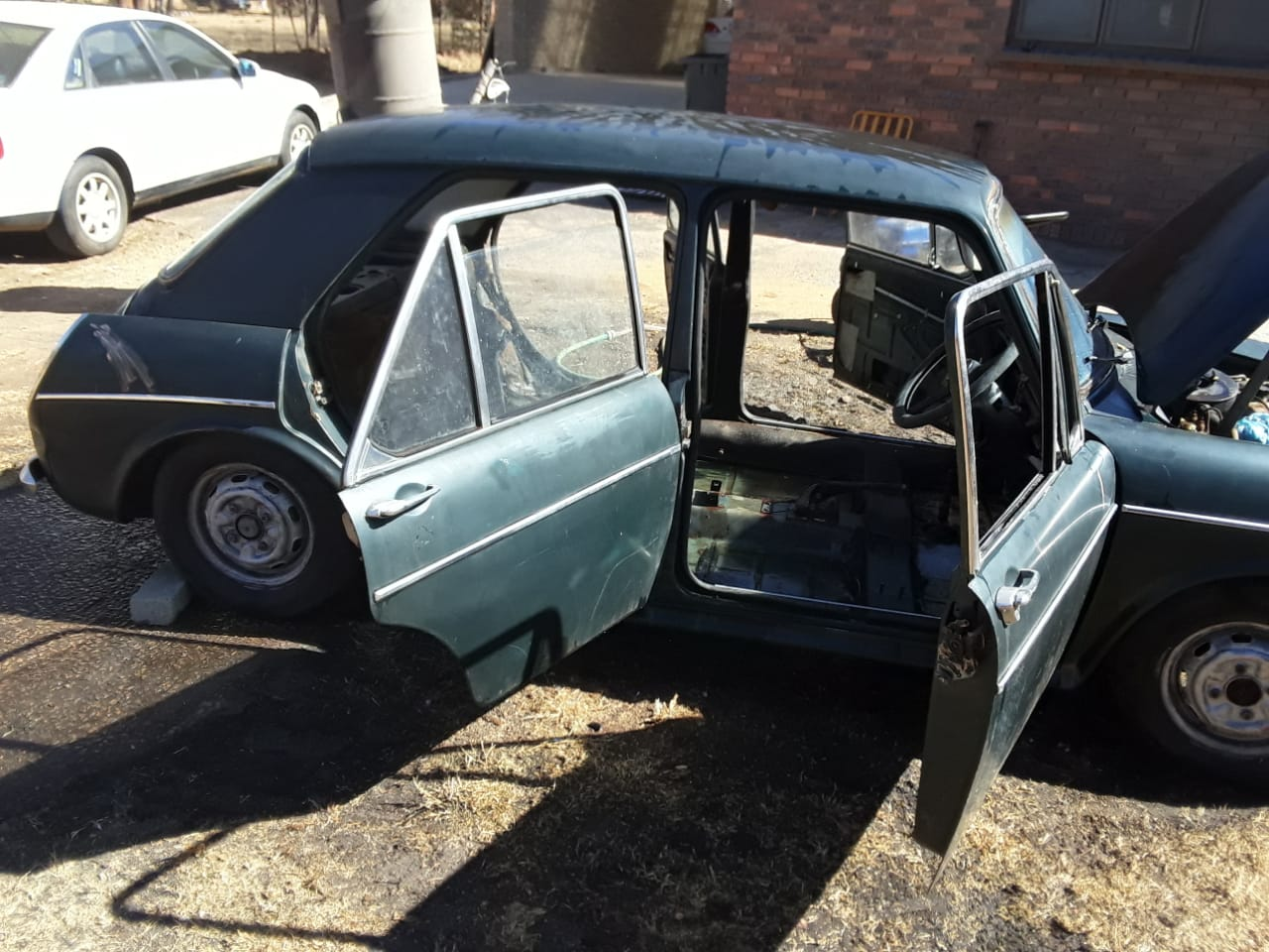 1974 Cars for Stripping Austin