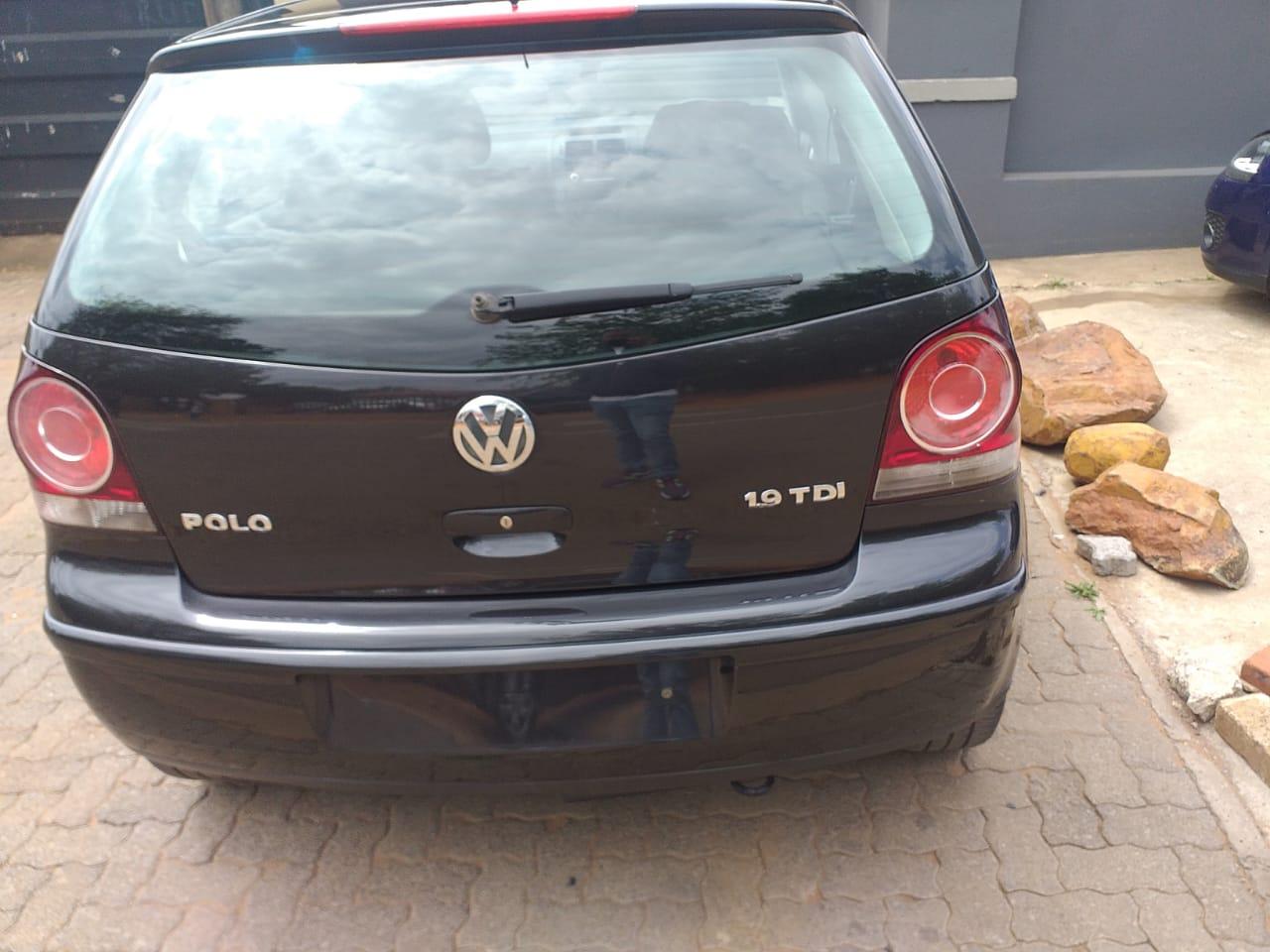 2007 VW Polo 1.9TDI 74kW Highline