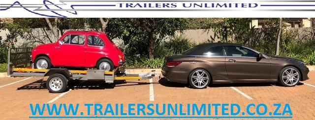 CAR TRAILERS CUSTOM BUILD TO YOUR NEEDED SIZE.