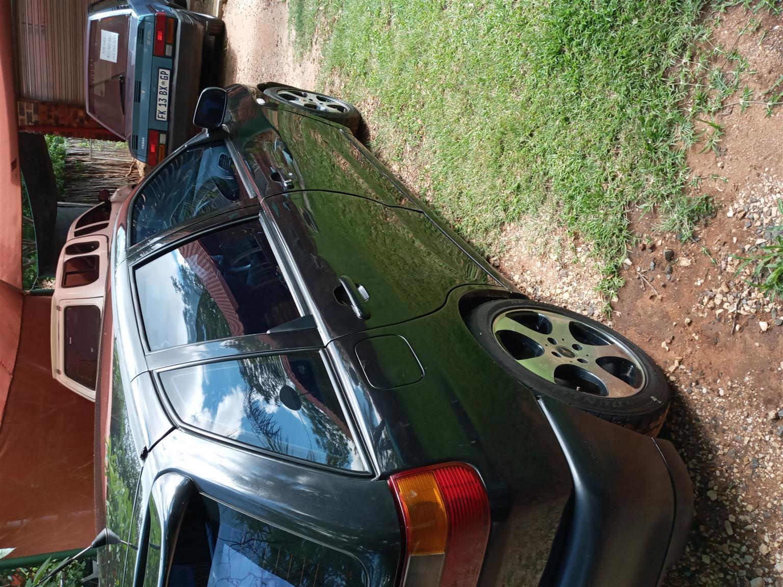 2001 VW Polo 1.4 Trendline