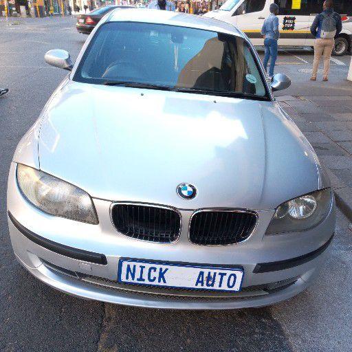 2007 BMW 1 Series 118i 5 door