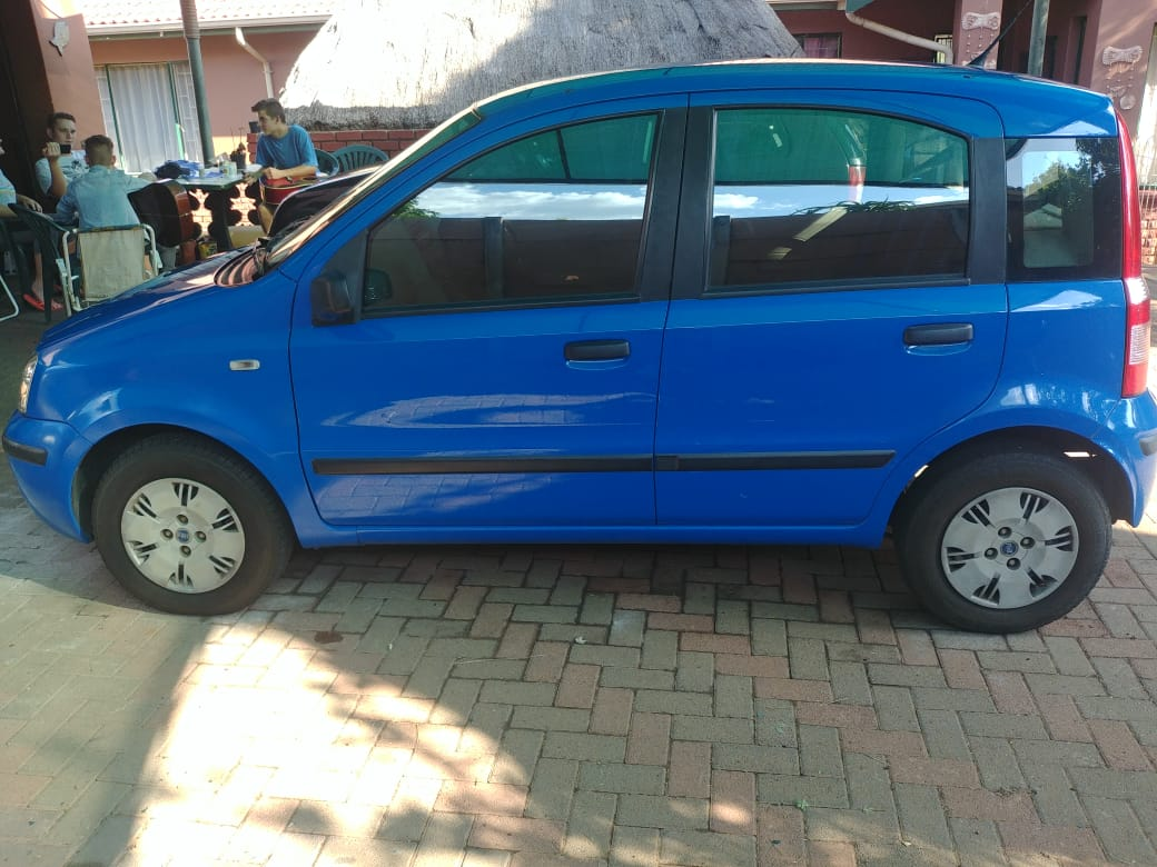 2007 Fiat Panda 1.2 Dynamic