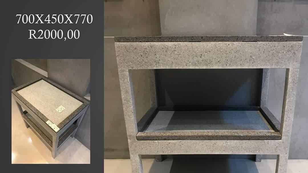 Concrete Decor