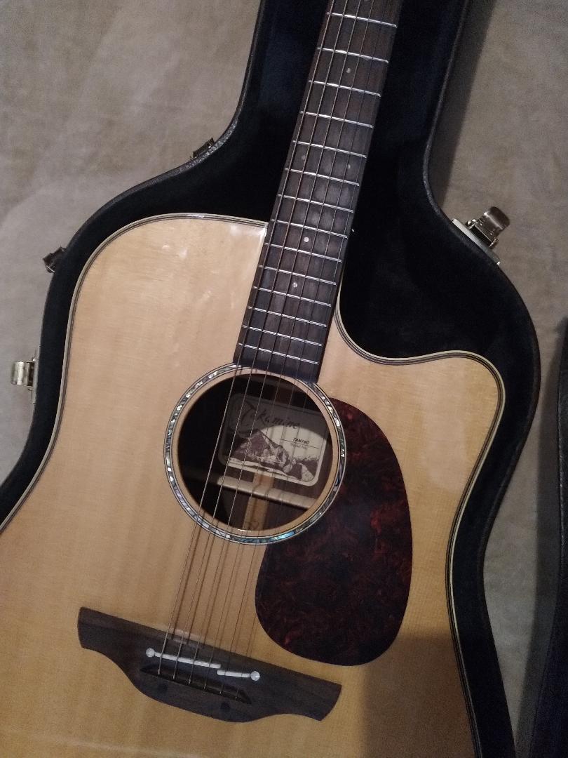 Takamine Guitar Stolen