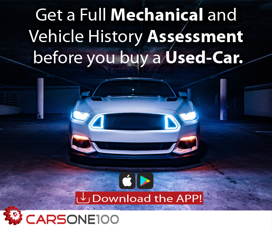 Get a Full Mechanical and Vehicle History Assessment before you buy a Used-Car