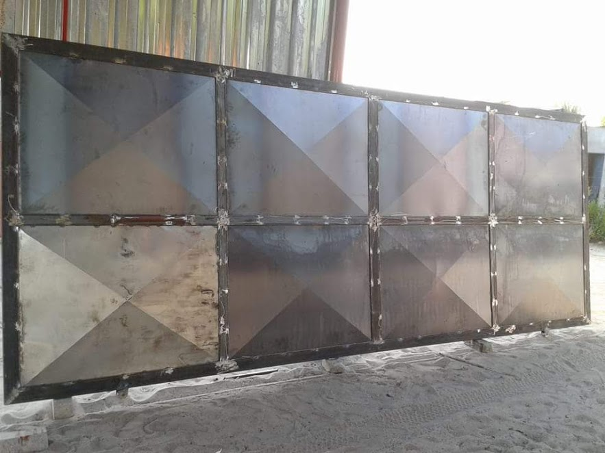 PROLINE PALISADE CC - MANUFACTURERS OF SPECIALIZED GATES
