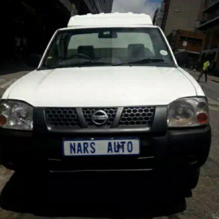 2010 Nissan NP300 Hardbody 2.0