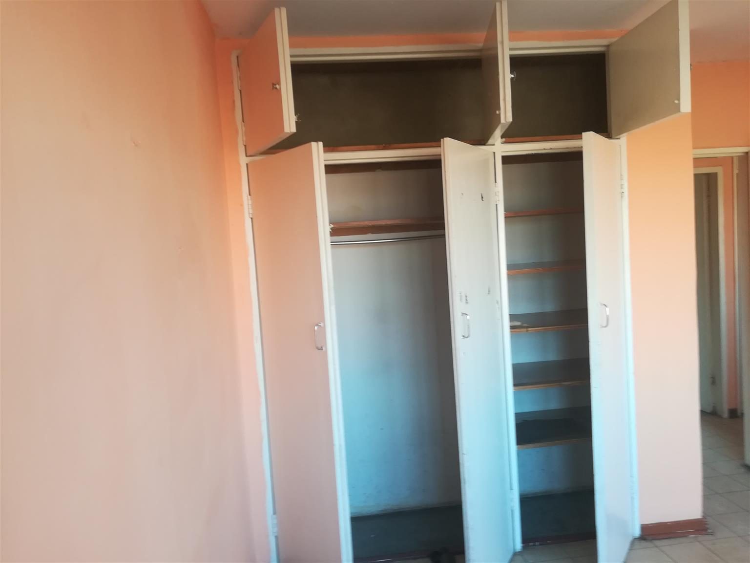 1,5 bedroomed flat to rent