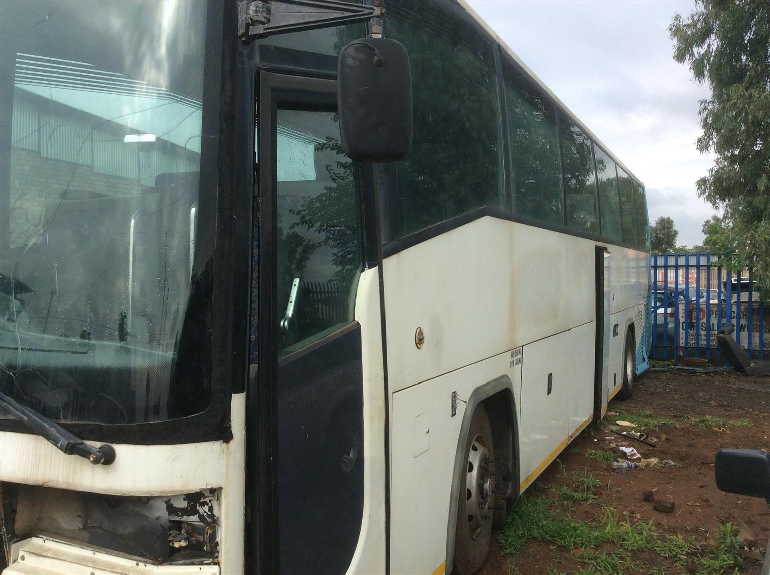 Mercedes Benz bus