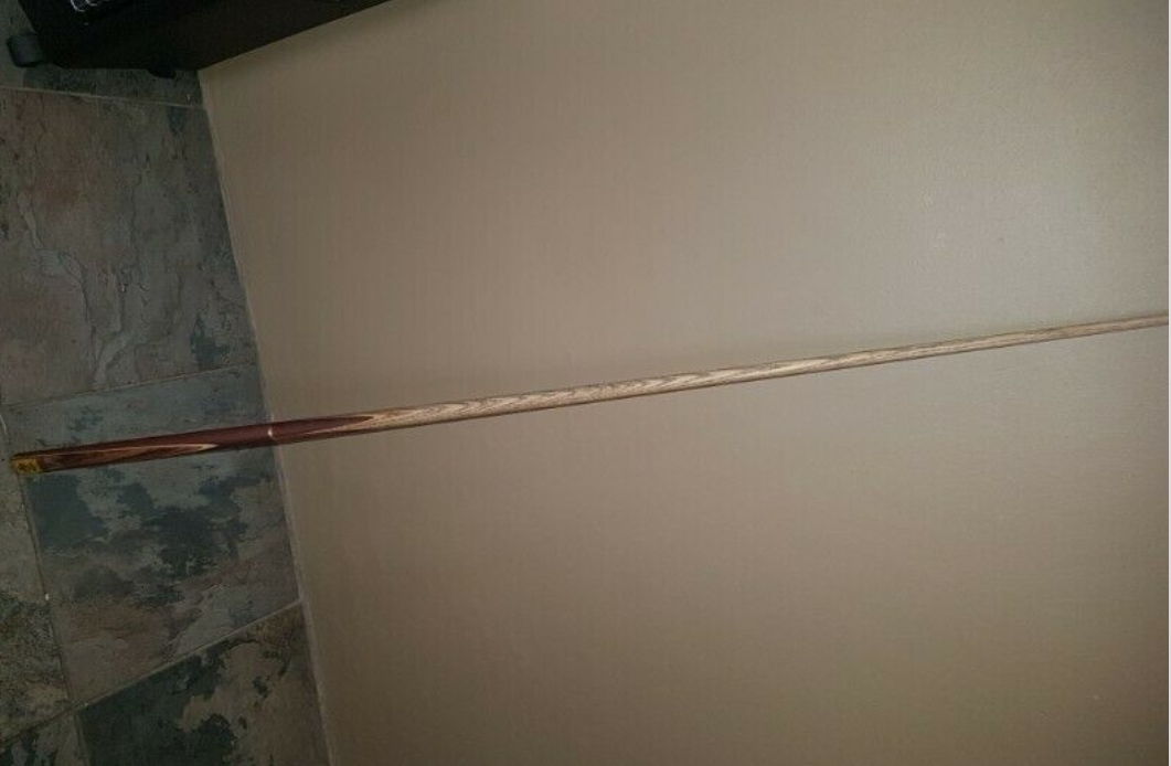 DNA pool cue