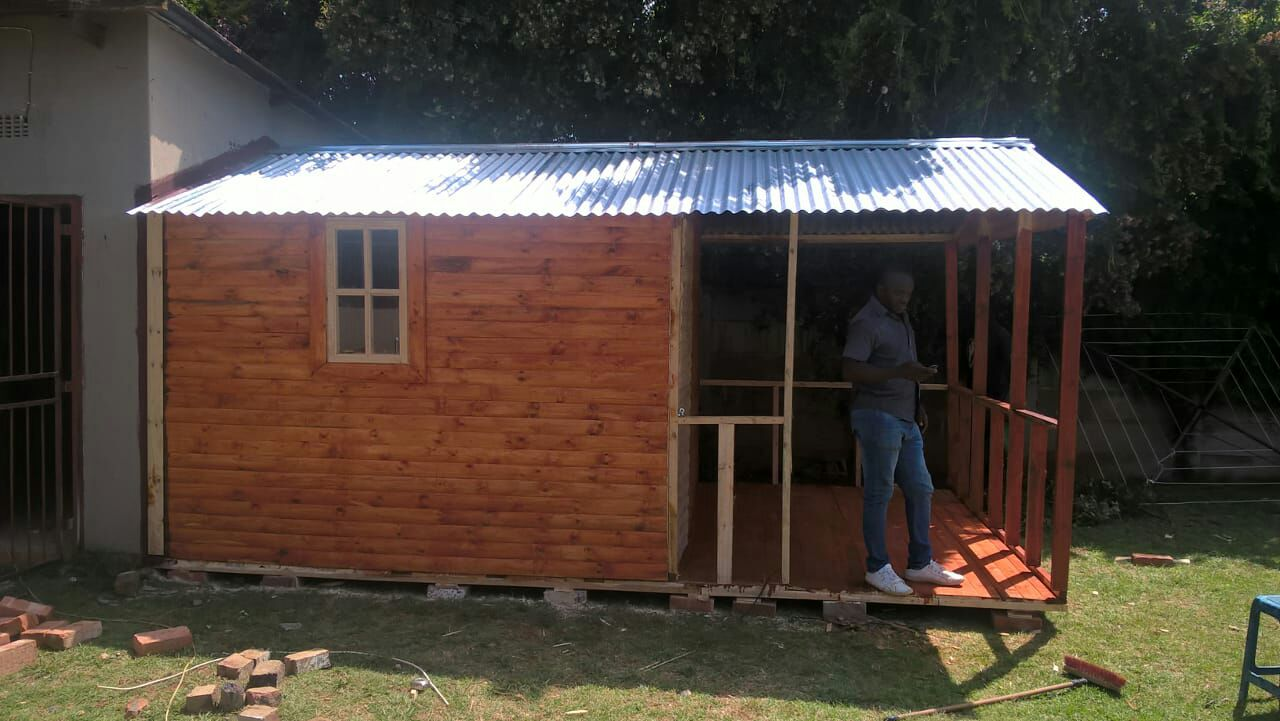 Wendy houses and welding gates