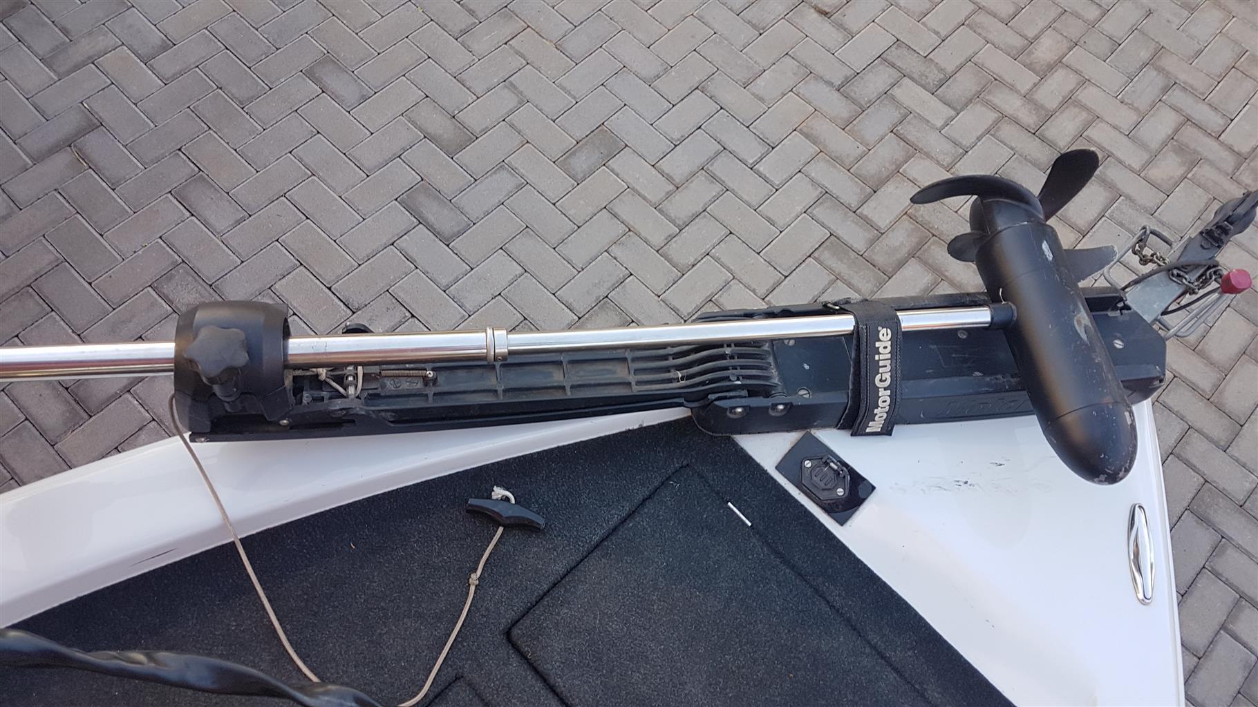 Bass Classic 160 150HP Merc Urgent