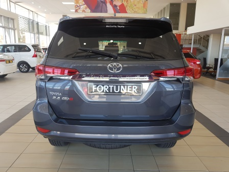 2020 Toyota Fortuner 2.4GD 6
