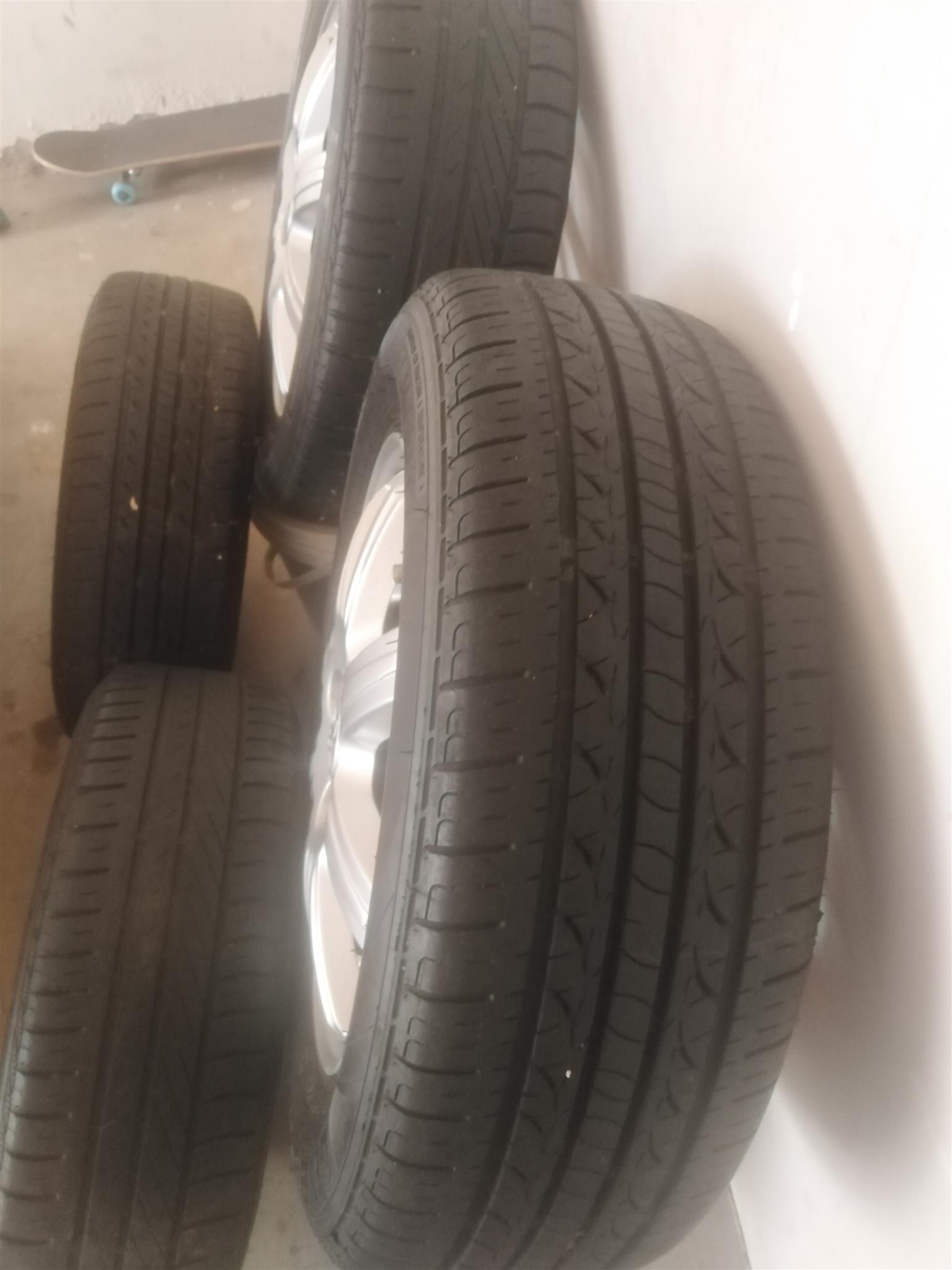 Tyres & Rims